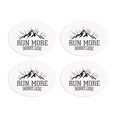 Run More Worry Less