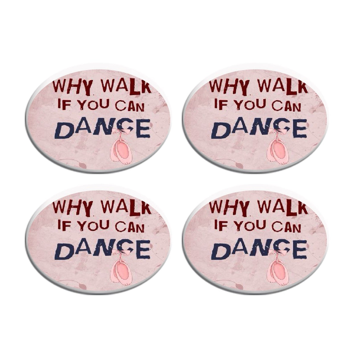 Why Walk If You Can Dance