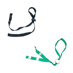 bbSTRAPS - 2 Pack Black/Green