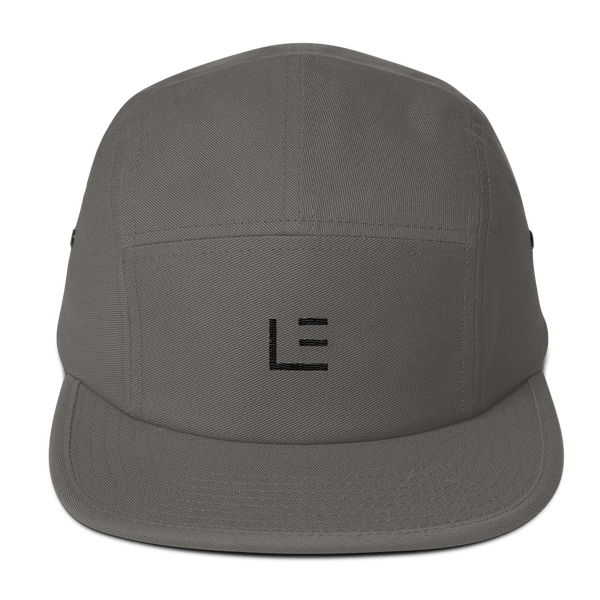 Legacy Embroidered Five Panel Cap