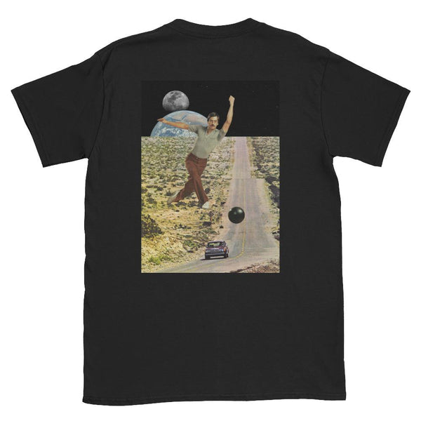 Legacy X BK Collage Tee