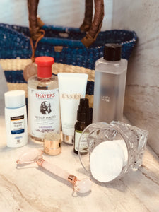 Resort-Ready Skin Care Routine
