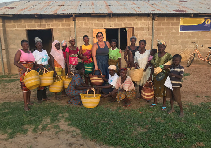 Ghana, The Victoria Basket, and the trip that changed my life