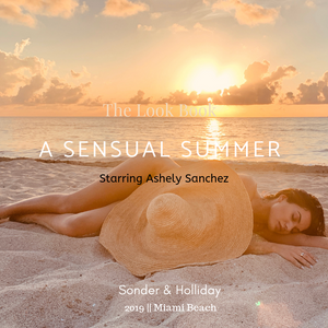 THE LOOK BOOK: A Sensual Summer
