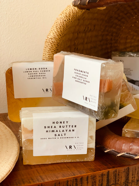 Tiny Batch Soap Atelier | Made in Miami with ideas cooked up in the kitchen.