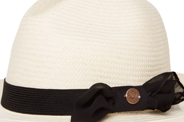 Panama hat band, Changeable, Interchangeable, Classic Panama hat band, Fedora band