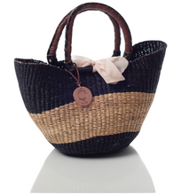 Load image into Gallery viewer, The Petite Victoria Basket | No.2 Black