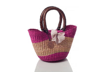 small woven baskets