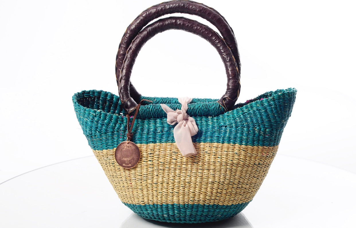The Petite Victoria Basket| No.2 Jade