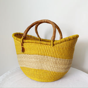 Sample Sale- Standard No. 2 Mustard with Honey Handles