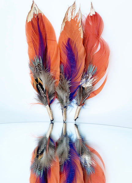 The Marcela Feathers