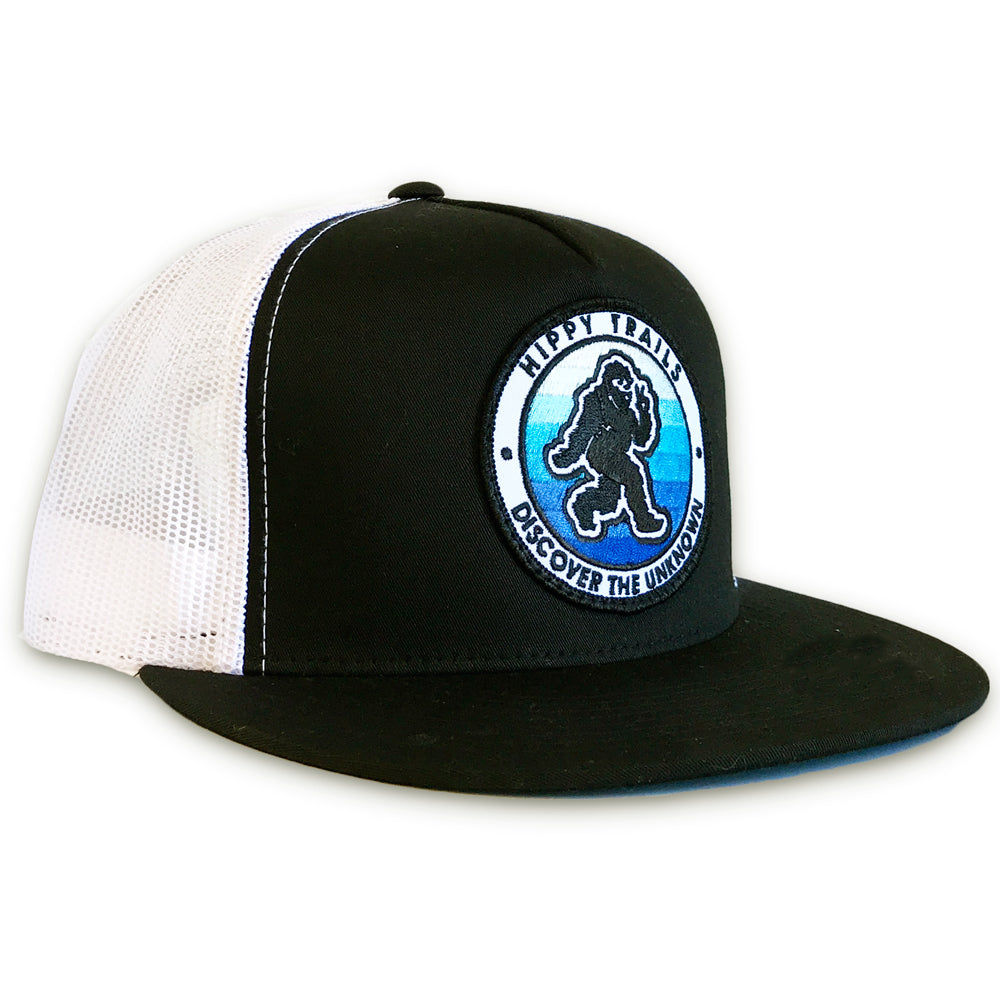 Blue Ombre Yeti Two Tone Snapback