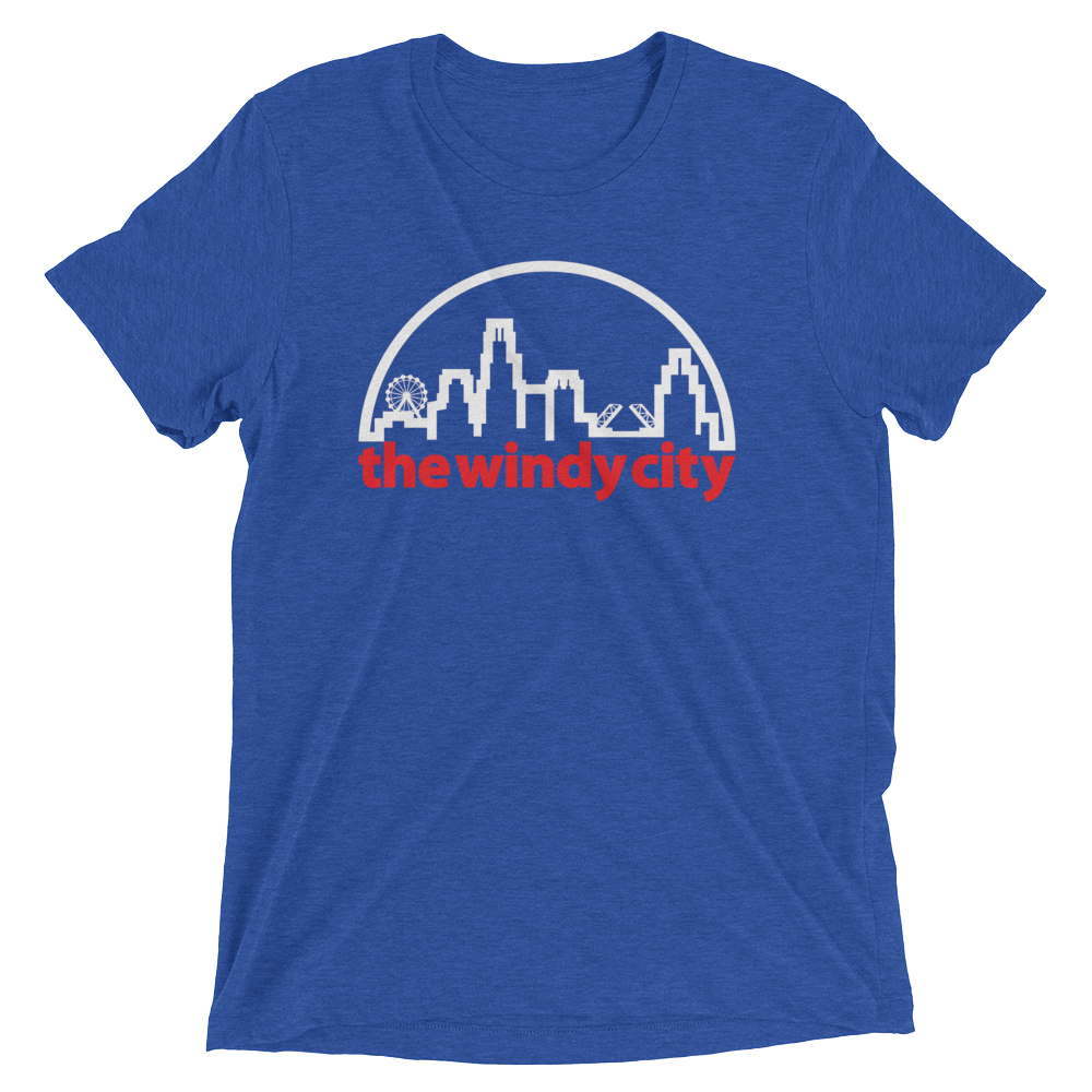 Windy City Skyline Tee