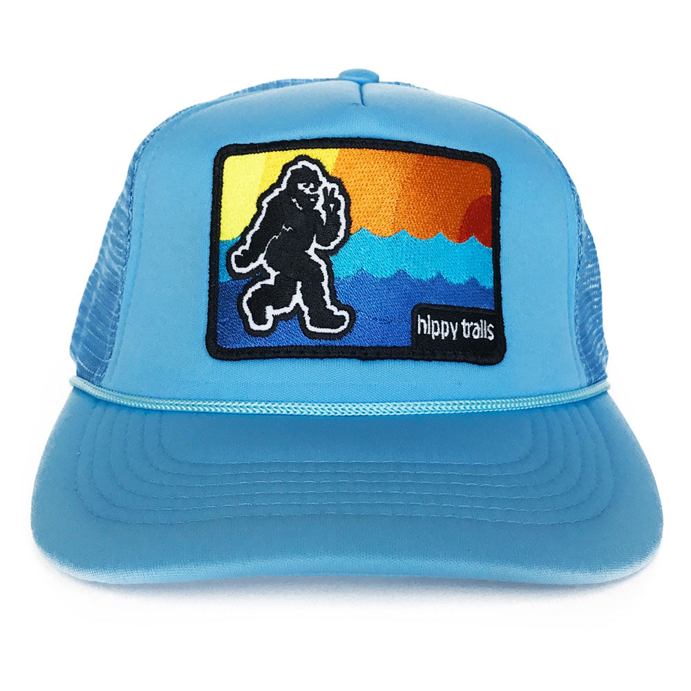 Baby Blue Coast Cruiser Trucker