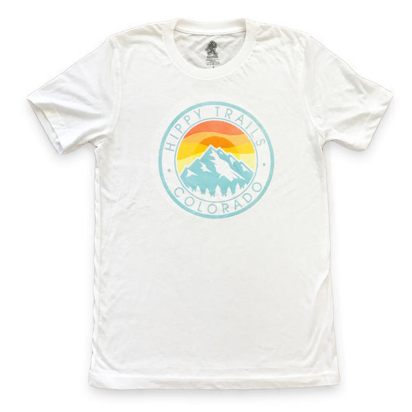 Mountain Sunset Tee