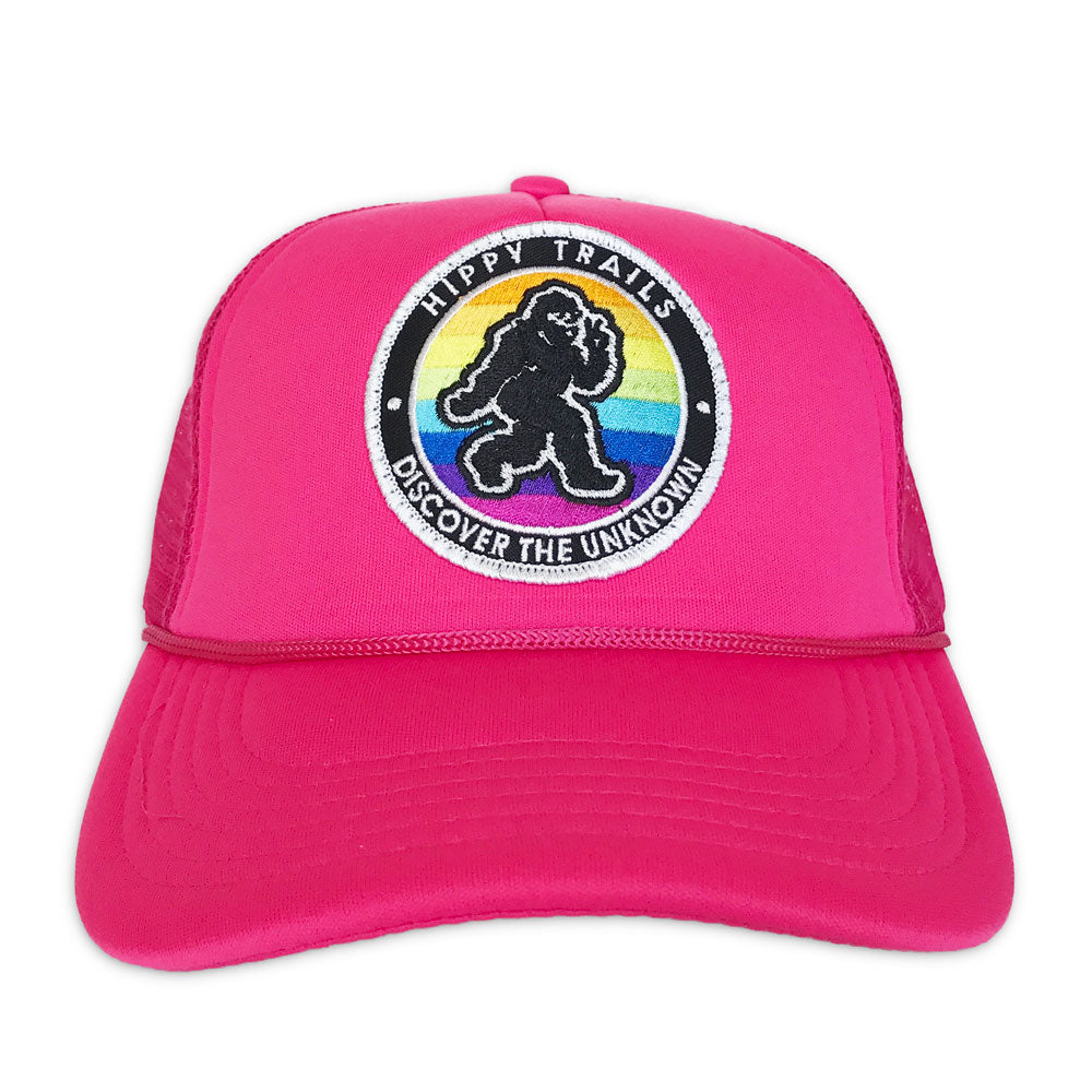Hot Pink Original Trucker