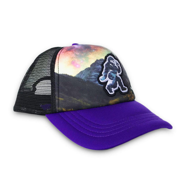 Maroon Bells Galaxy Foam Trucker