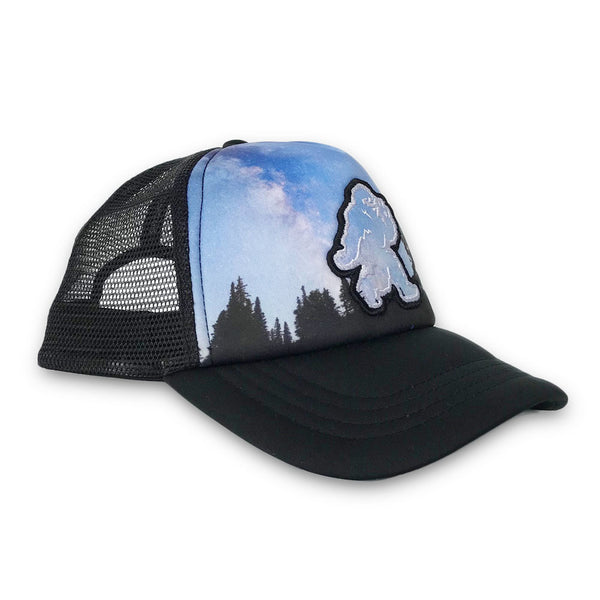 Night Sky Foam Trucker