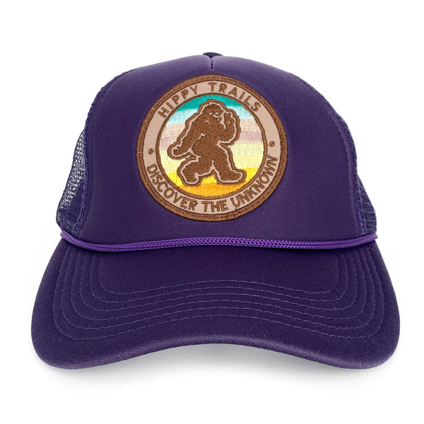 Purple Original Trucker