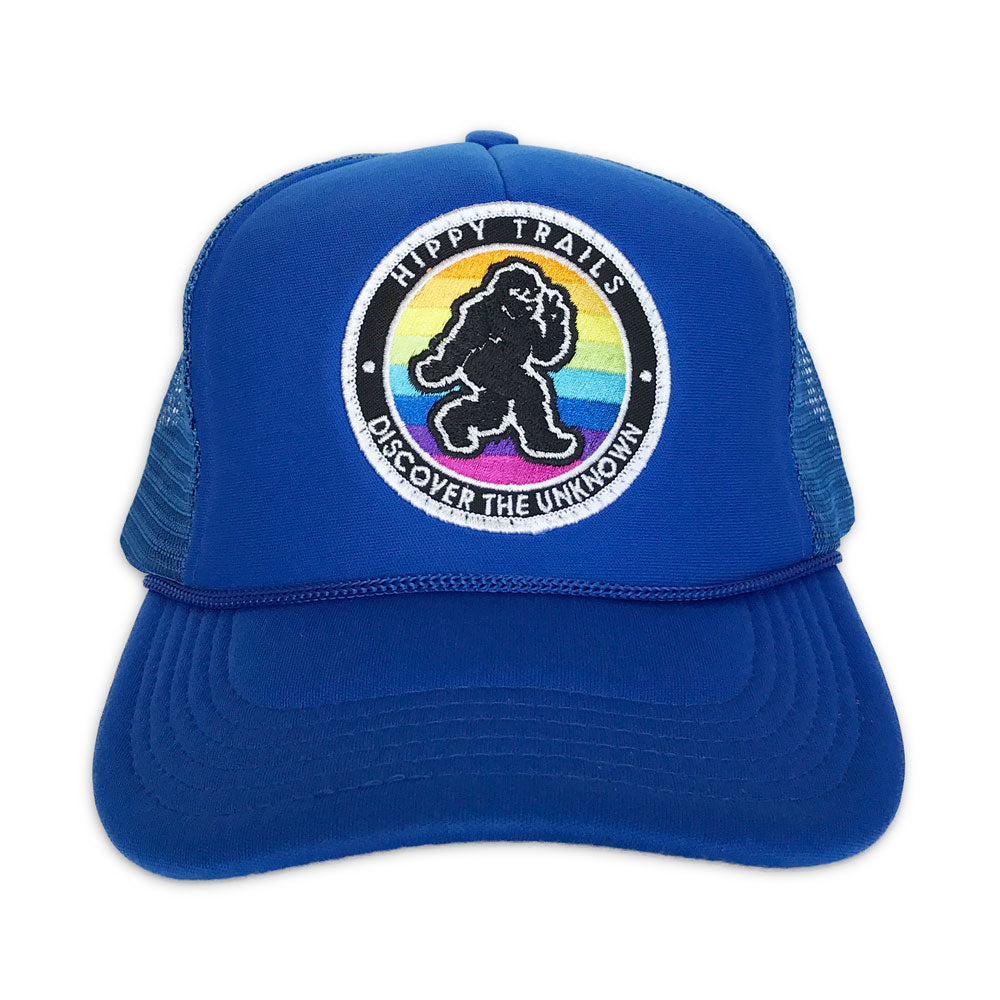 Royal Blue Original Trucker