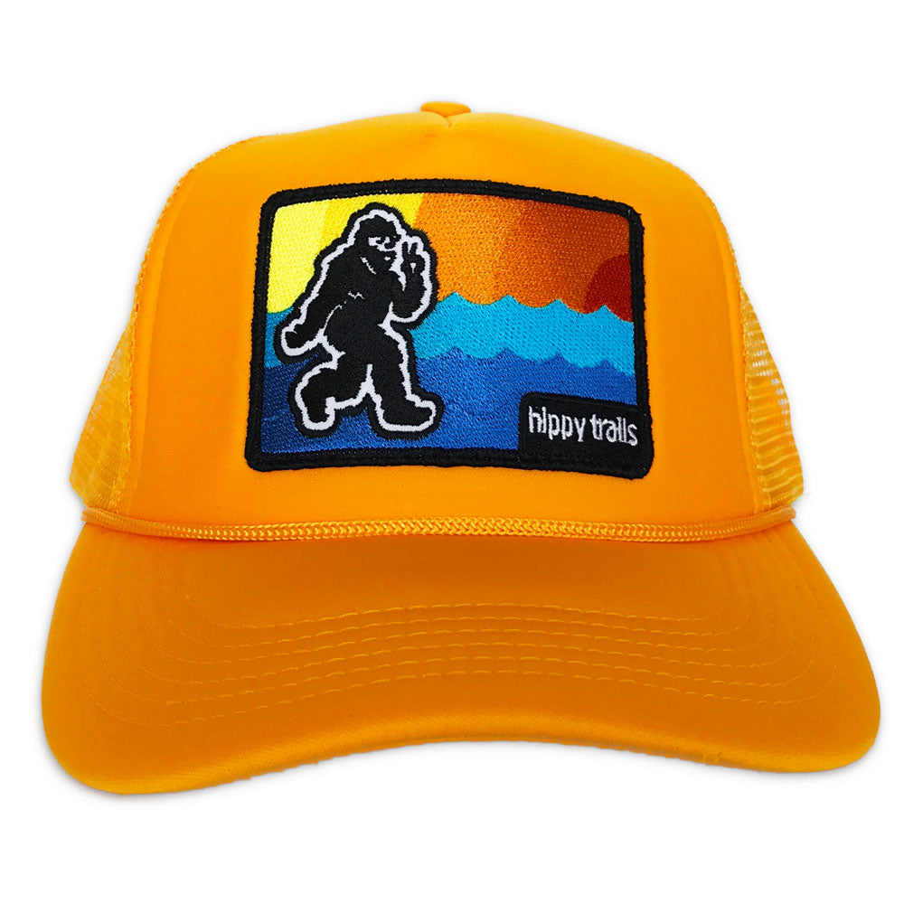 Tangerine Coast Cruiser Trucker