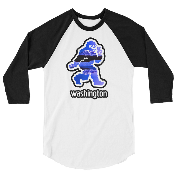 Washington Baseball Tee