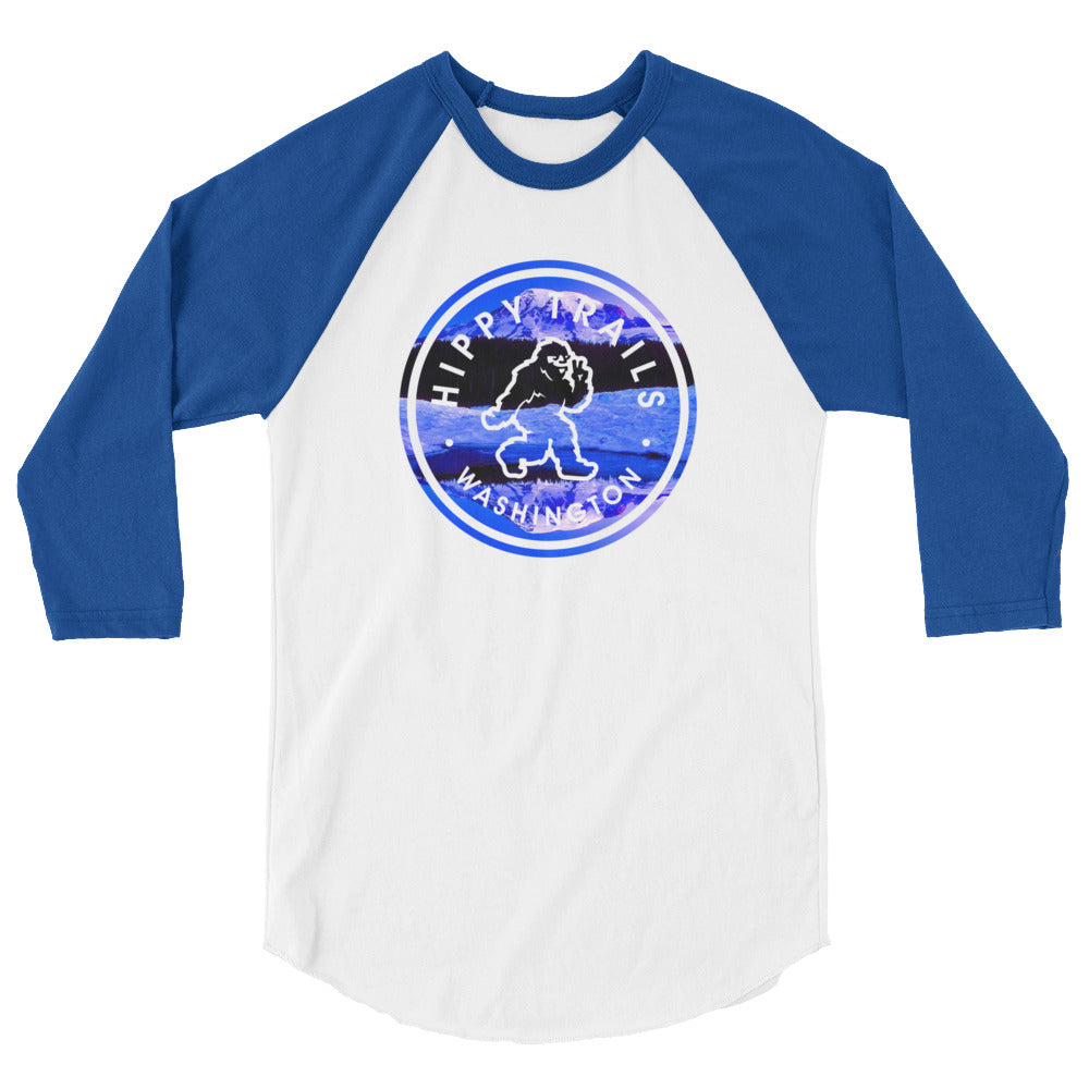 Washington Yeti Baseball Tee