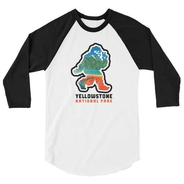 Yellowstone Yeti Baseball Tee