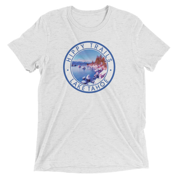 Lake Tahoe Badge Tee