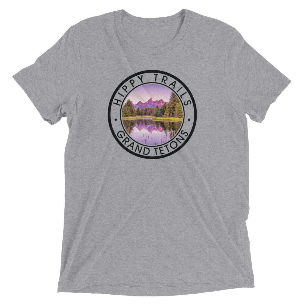Grand Tetons Badge Tee