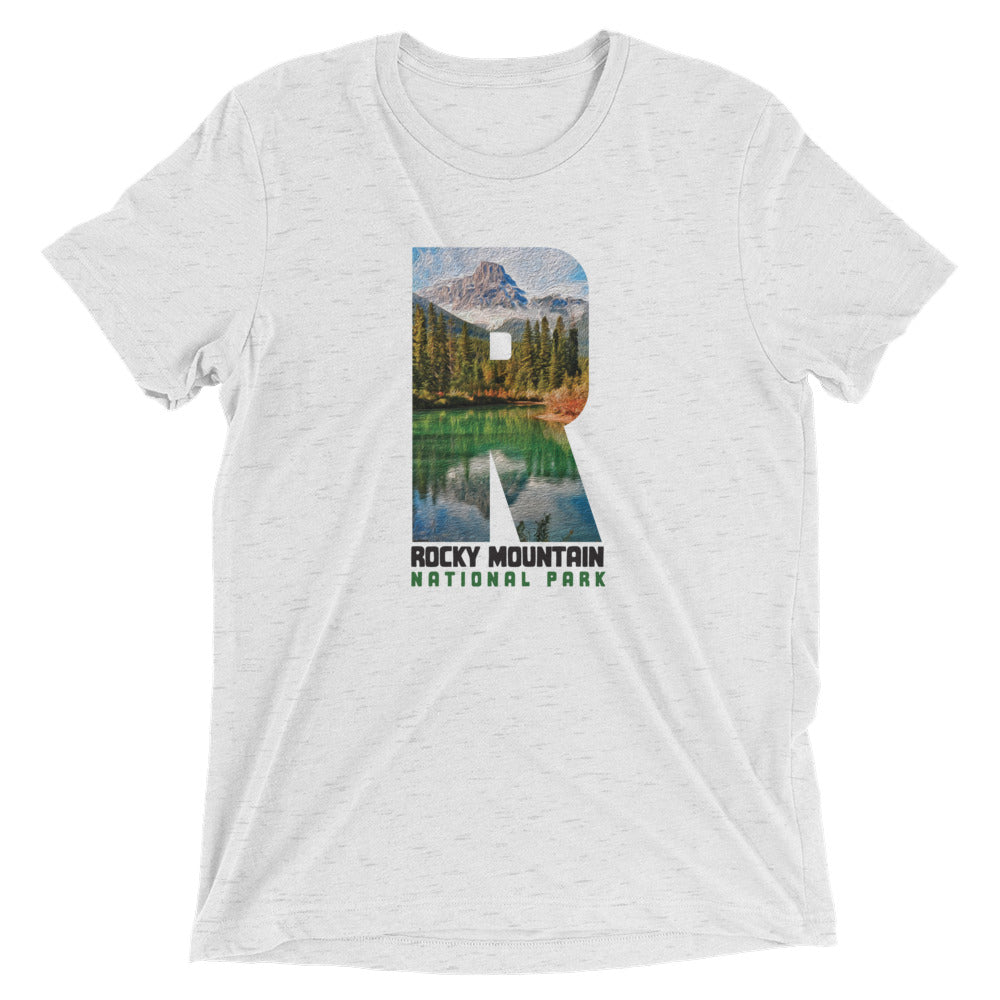 Rocky Mountain National Park Tee