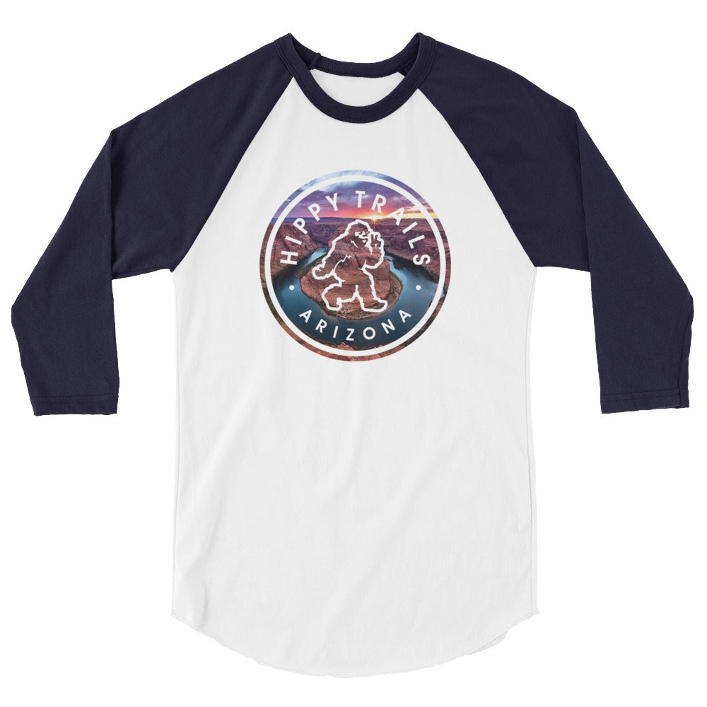 Arizona Yeti Baseball Tee