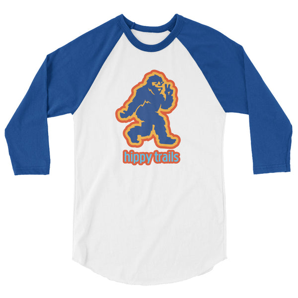 Royal Classic Yeti Baseball Tee