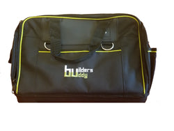 Builders Buddy 24 Pocket Hard Base Tool Bag