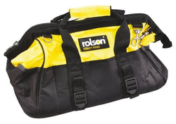 Rolson 23 Pocket Hard Base Tool Bag