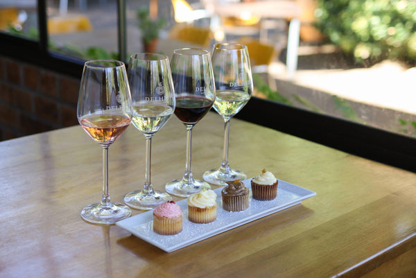 Cupcake & Wine Pairing Session #1 (2-28-20)