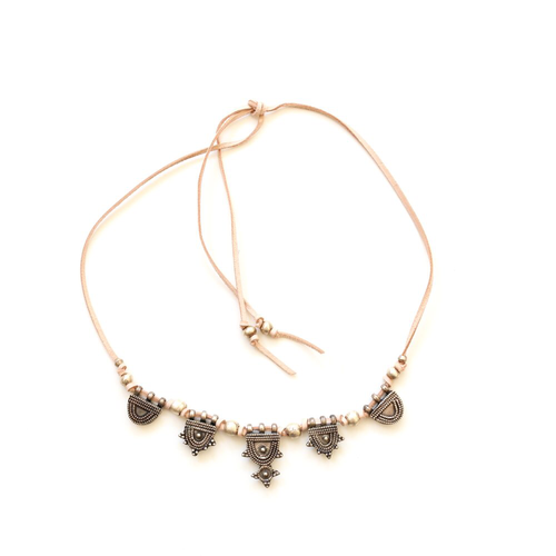 Temple Choker Necklace