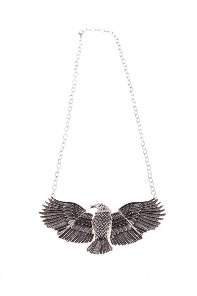 Amazon Eagle Necklace