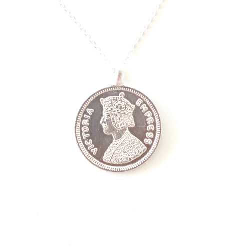 Hope Coin 1/4 Rupee Silver