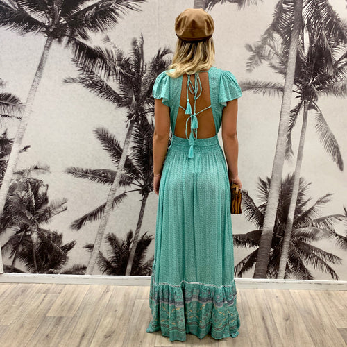 Gypsy Queen Dress - Barbados