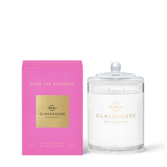Over The Rainbow - 380g Candle
