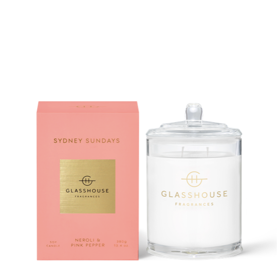 Sydney Sundays - 380g Candle