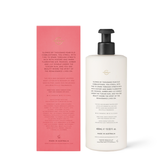 Forever Florence - 400ml Body Lotion