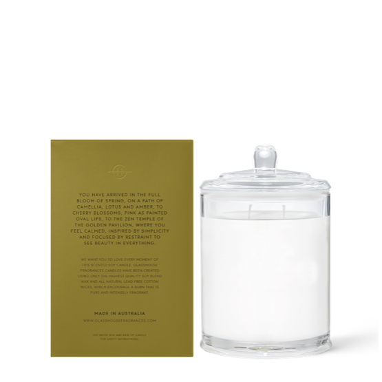Kyoto In Bloom - 380g Candle