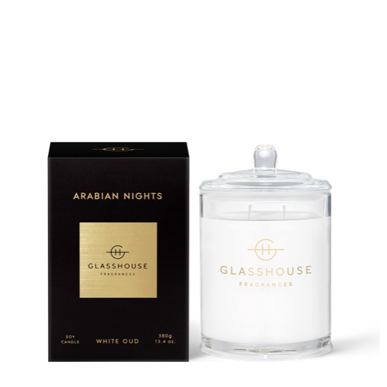 Arabian Nights - 380g Candle