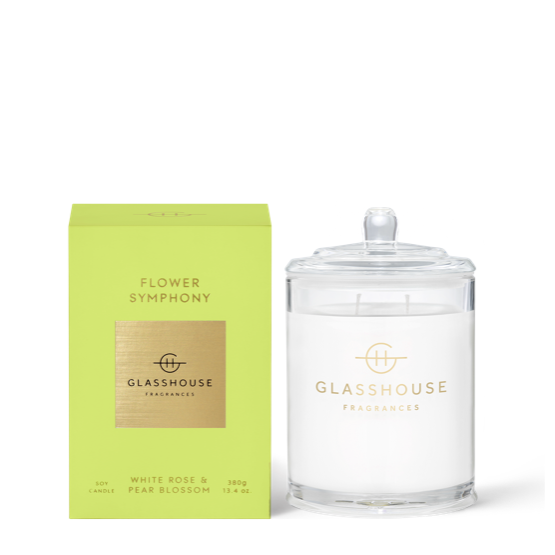 Flower Symphony - 380g Candle