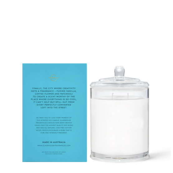 Melbourne Muse - 380g Candle