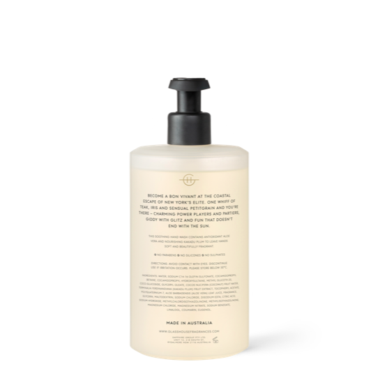The Hamptons - 450ml Hand Wash