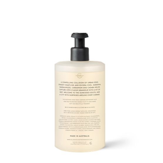 Marsielle Memoir - 450ml Hand Wash