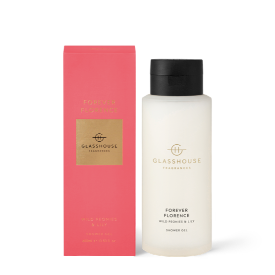 Forever Florence - 400ml Shower Gel
